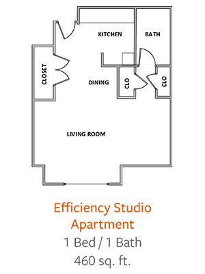 Chisholm-Trail-Efficiency-Floor-Plan-1-Bed-1-Bath
