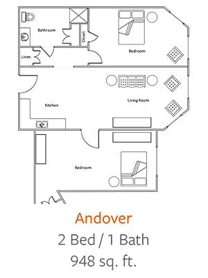 Crystal-Creek-Senior-Living-Dallas-Andover-Floor-Plan-2-Bed-1-Bath