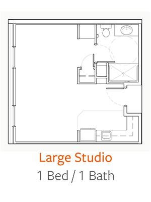 Trinity-Hills-Knoxville-Large-Studio-Floor-Plan-1-Bed-1-Bath