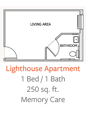 Trinity-Shores-Port-Lavaca-Lighthouse-Floor-Plan-1-Bed-1-Bath