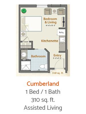 Three-Forks-Forney-Senior-Living-Dansby-Floor-Plan-1-Bed-1-Bath