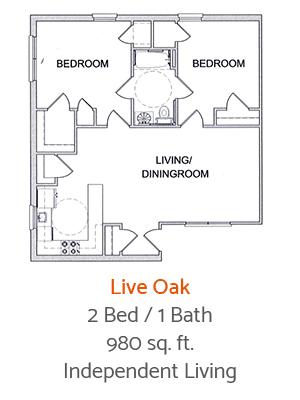 Trinity-Oaks-Pearland-Live-Oak-Floor-Plan-2-Bed-1-Bath