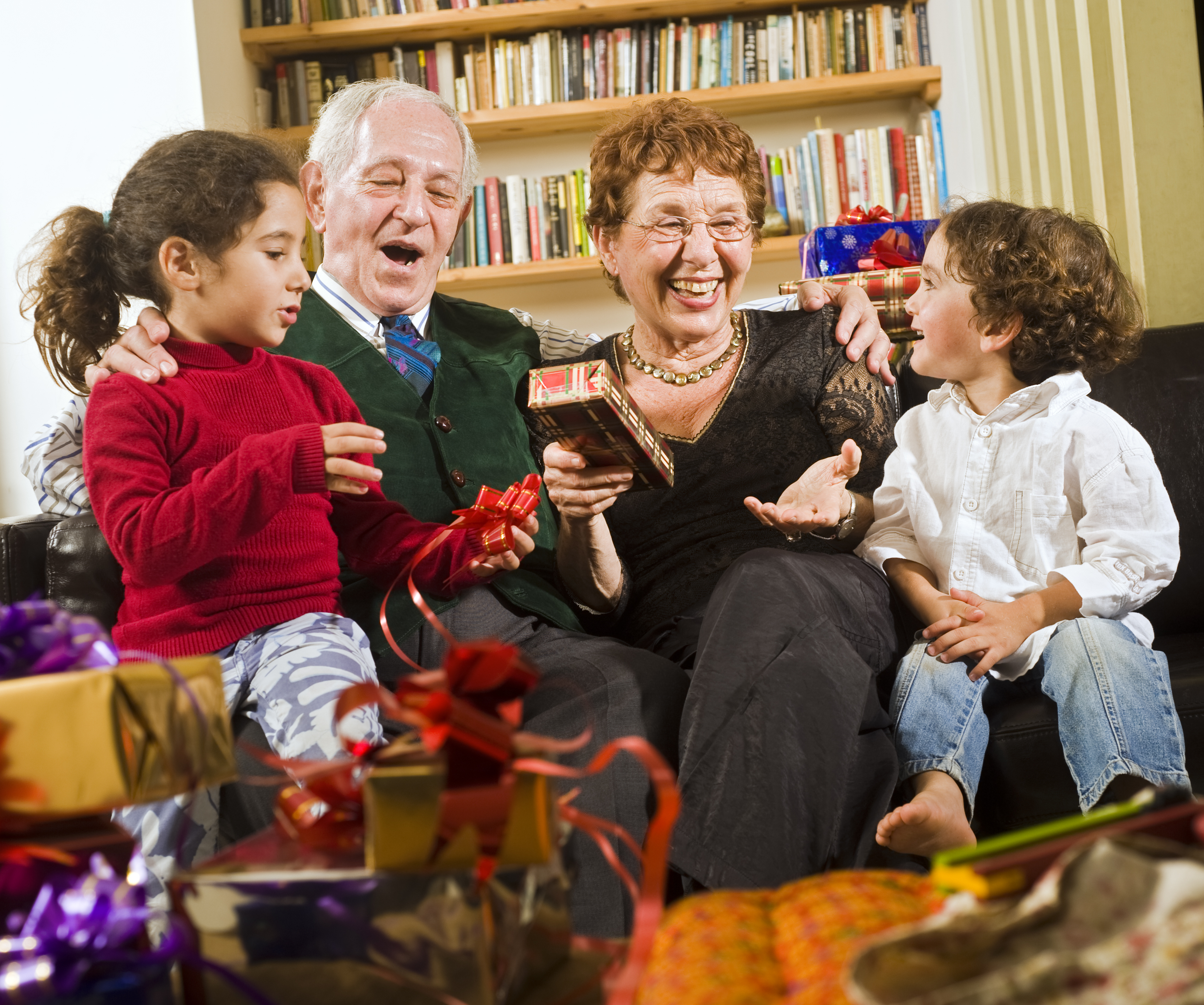 holiday traditions for senior living community