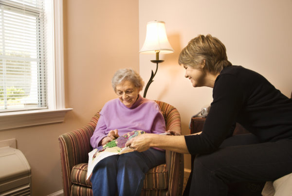 Maximizing Assisted Living Visit