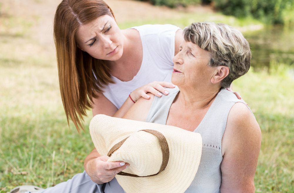 Heat Exhaustion and Assisted Living