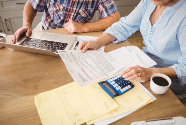 financing tips for seniors