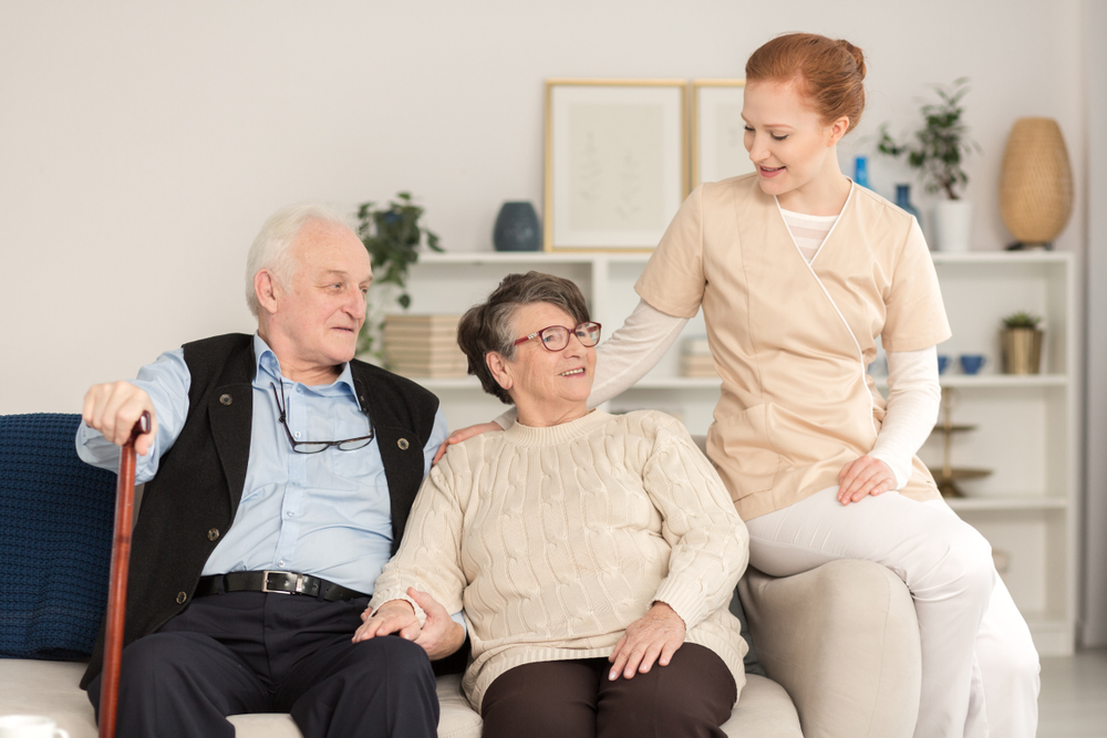 Assessing assisted living needs