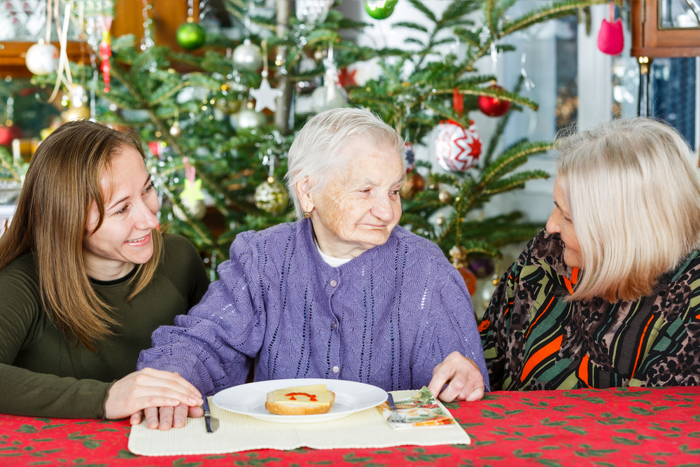 Making a Happy Holiday for Your Loved One with Alzheimer's