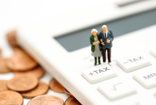 Tax Deductions and Senior Living