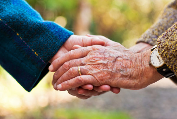 Senior Separation and Senior Living Needs