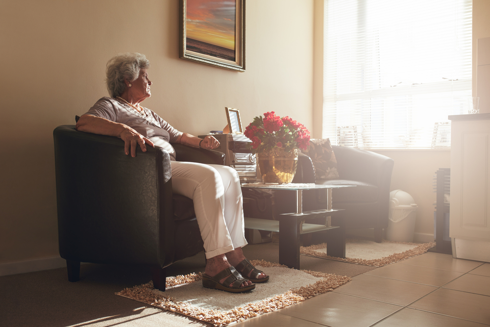 Assisted Living Beats Living Alone