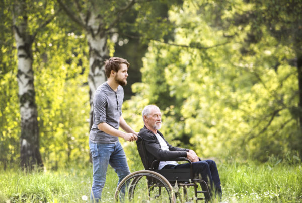 Senior Living Quality of Care