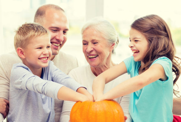 Halloween for Elderly Loved Ones