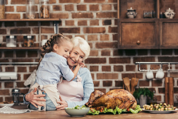 Thanksgiving Safety Tips for Seniors