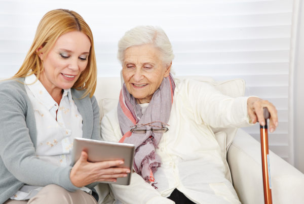Moving Into Assisted Living