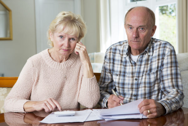 Senior Costs in Retirement