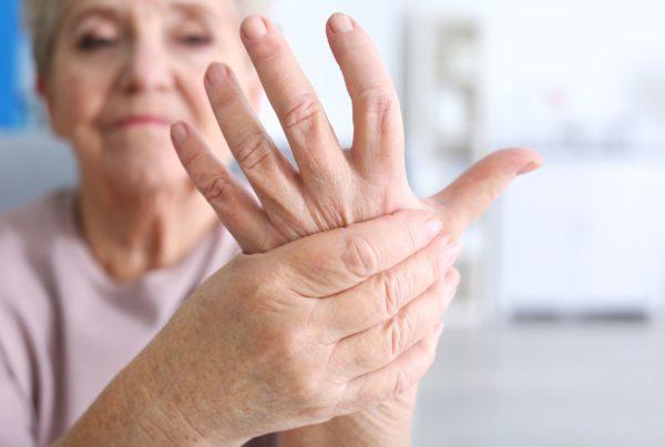 Arthritis pain relief for seniors