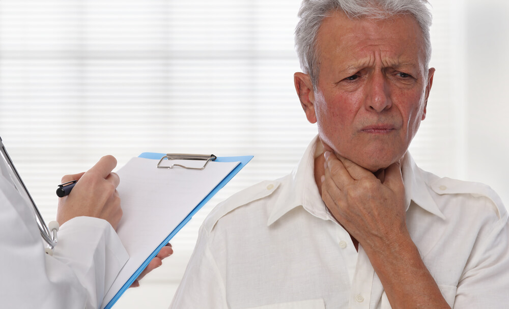 Does Your Senior-Aged Loved One Have a Thyroid Problem?